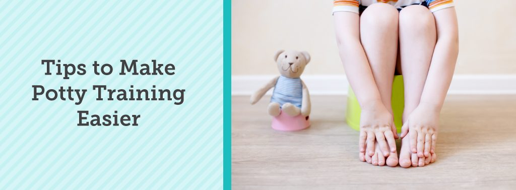 Tips to Make Potty Training Easier