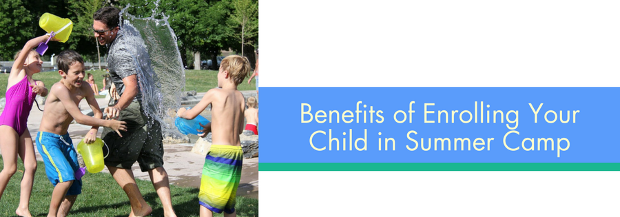 Benefits of Enrolling Your Child In Summer Camp