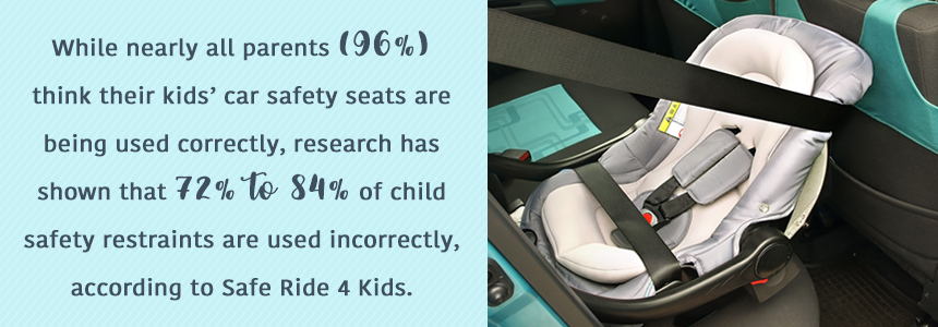 When To Switch From A Car Seat Booster And Other Safety